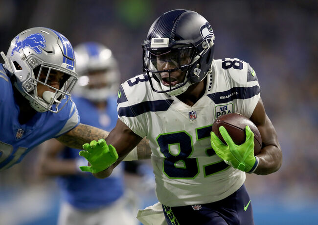 Seattle Seahawks v Detroit Lions