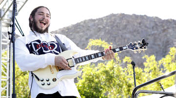 Crystal Rosas - Post Malone Releasing New Croc Collab Tomorrow