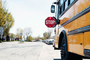 Rules for Passing a School Bus in New York