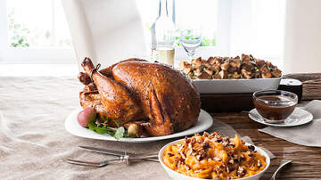 Pat McMahon - Thanksgiving: Many Attend More Than 1 Dinner