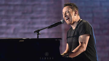 None - Bruce Springsteen Announces 'Springsteen on Broadway' Album