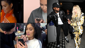 Headlines - See The Kardashian's Find Out About Tristan Thompson's Cheating