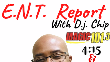 DJ Chip - Today's ENT Report 11/2/18