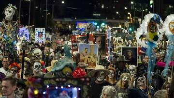 Tucson Happenings - All Souls Procession 2018 Tucson Weekend