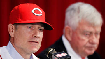James Rapien - Reds: Jeff Brantley talks Bell, a new pitching coach and the offseason