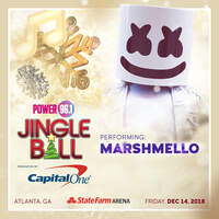 Watch, Listen & Win Jingle Ball Tix!