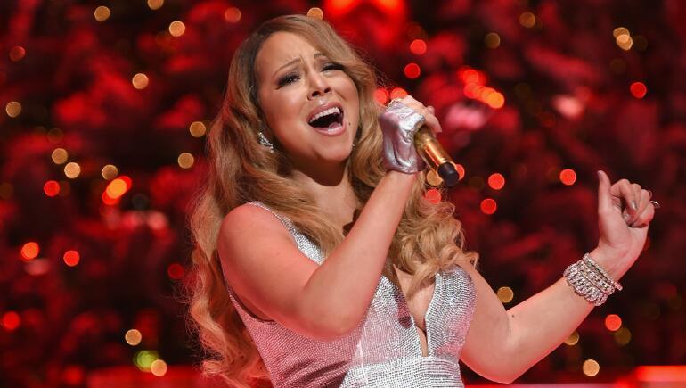 6 classic christmas songs about santa claus mariah carey jackson 5 more - Candy Christmas Gospel Singer