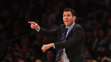 Lunchtime with Roggin and Rodney - Luke Walton: I Don't Feel Like I Am Going Anywhere