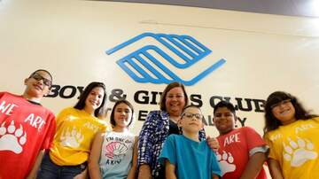 Marty Manning - Have Thanksgiving dinner at Boys & Girls Clubs, E. Valley