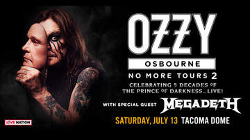 None - Ozzy Osbourne: No More Tours 2 at the Tacoma Dome