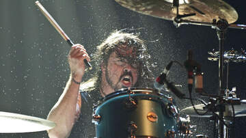 Generic Blog - This Is the 'Last' Band Dave Grohl Wants to Drum For
