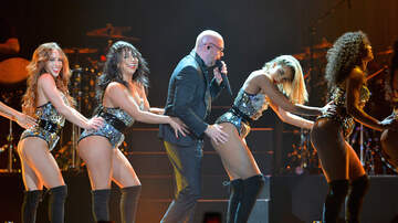 iHeartRadio Fiesta Latina - 7 Times Pitbull Was The Life of the Party at iHeartRadio Fiesta Latina