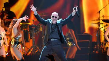 Entérate Primero - Los 7 Momentazos de Pitbull en  iHeartRadio Fiesta Latina