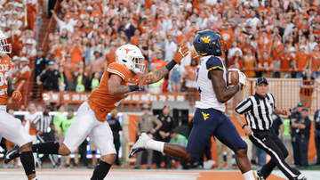 None - West Virginia Stuns Texas