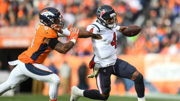 Koch and Kalu - Texans Make it Six in a Row After 19-17 Win in Denver