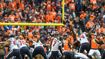 Houston Texans - Texans Edge Broncos For Sixth Straight Win
