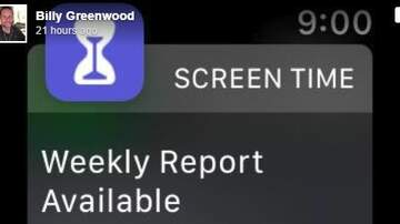 Billy Greenwood - How Much Screen Time?!
