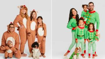 Savannah - Target Selling Matching Holiday Pajamas for the Whole Family, Even the Dog