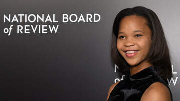 Kesha - Quvenzhane Wallis Gets Recurring Role on Black-ish