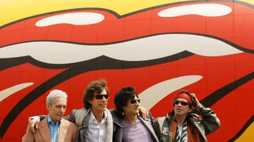 Carter Alan - Rolling Stones Tease U.S. Tour Over the Weekend?