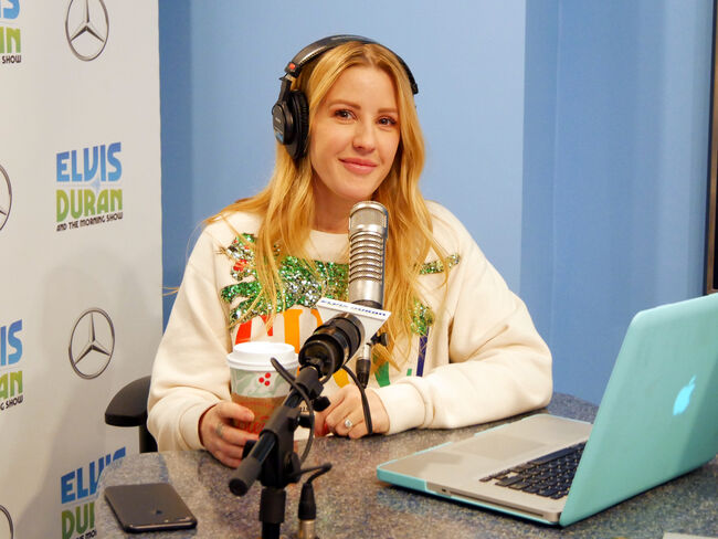 Ellie Goulding on Elvis Duran and the Morning Show