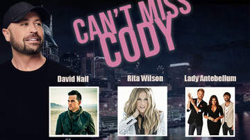 CMT Cody Alan - ON-AIR This Week With Cody Alan