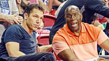 The Dan Patrick Show - Magic Johnson Needs To Be Patient with Luke Walton and the Lakers