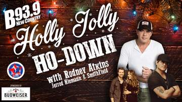 None - B93.9 Holly Jolly Ho-Down