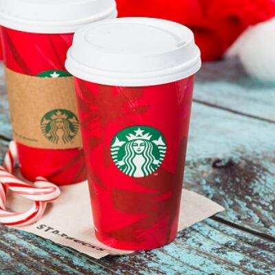 Starbucks' Happiest Hour Of The Year Is Tomorrow