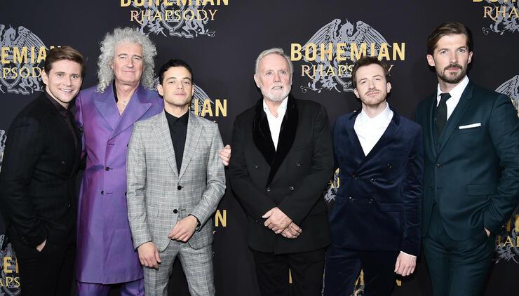 Queen's 'Bohemian Rhapsody' Biopic Earns $50 Million in Opening Weekend