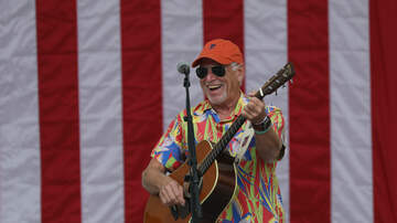 Florida Front Row - Jimmy Buffet Hosts Concert In West Palm Beach