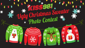 Contest Rules - Ugly Christmas Sweater Photo Contest