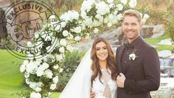 Dusty - Brett Young tied the knot over the weekend!