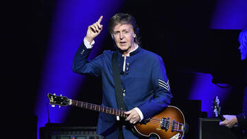 Chuck Nowlin - Paul McCartney Offering You A Chance To Sing Onstage With Him!
