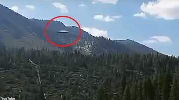 Coast to Coast AM with George Noory - Watch: Flying Saucer Filmed Over Lake Tahoe?