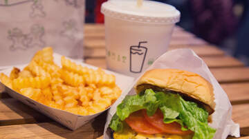 Lady La - Shake Shack Will Literally Give You Free Fries if You Vote