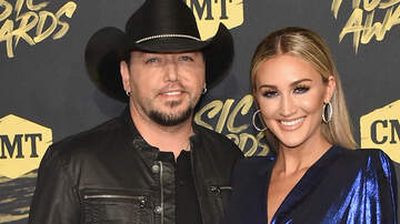 CMT Cody Alan - Watch Jason Aldean's Son Memphis Meet Sister Navy Rome For The First Time