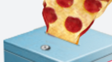Mac And Shmitty - Feed Democracy! Check Out Pizza To The Polls