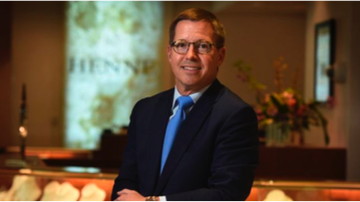 CEO's You Should Know - John Henne, Owner, Henne Jewelers