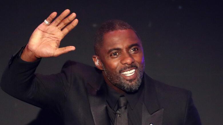 Idris Elba Is People's Sexiest Man Alive... Finally