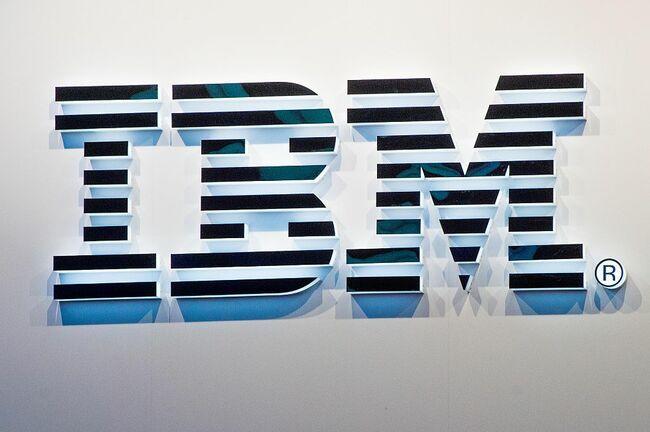 IBM Getty Images
