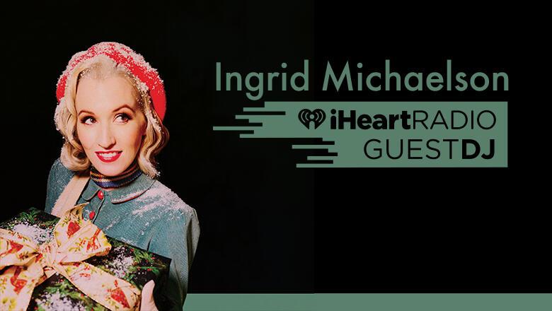Ingrid Michaelson Guest DJ