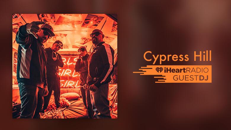 Cypress Hill Guest DJ