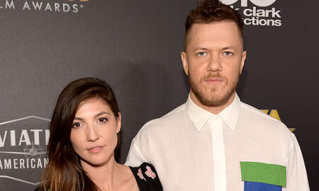 Trending - Imagine Dragons' Dan Reynolds & Aja Volkman 'Trying' to Reconcile Marriage