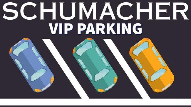 Holiday Tastings Schumacher VIP Parking Thumbnail