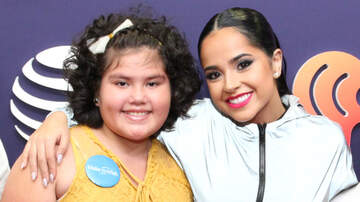 iHeartRadio Fiesta Latina - Watch Becky G Make A Cancer Survivor's Dream Come True — Grab Your Tissues
