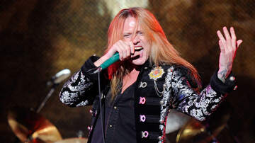 Ken Dashow - Sebastian Bach Says You Should Vote If You Care About the Children
