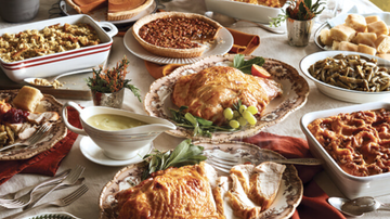 Brady - You Can Now Get Thanksgiving Dinner For Just $10!