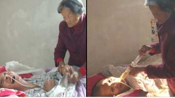 Qui West - Man Wakes From 12 Year Coma After Mother, 75, Nursed Him Day And Night!