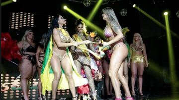 Qui West - Miss BumBum 2018 Contestants Get Into A Fight Over Fake Butt Accusations!